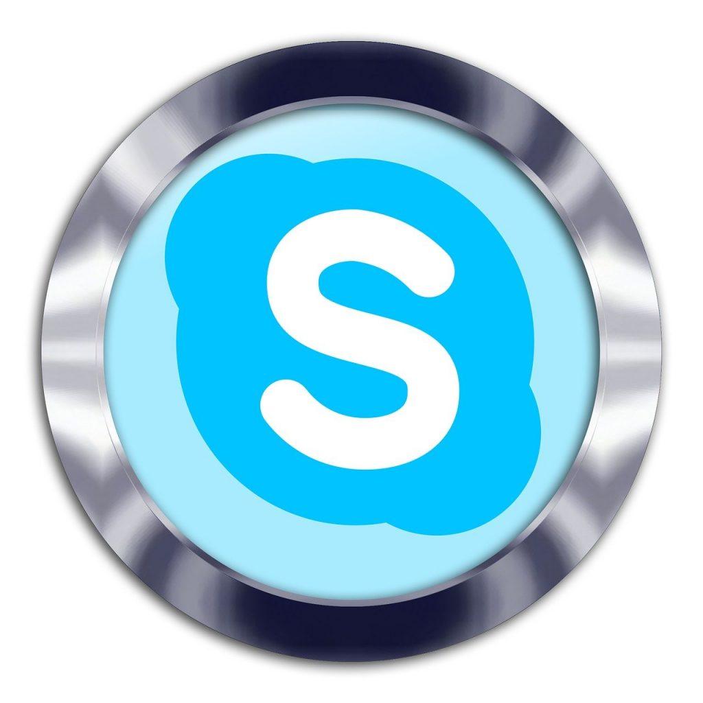 skype, social media, communication