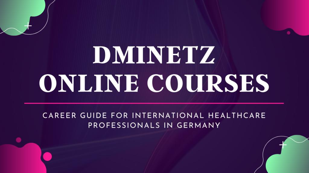 DMiNetz Online Courses